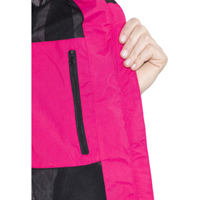 Protective Anne Chaqueta para lluvia Mujer, pink